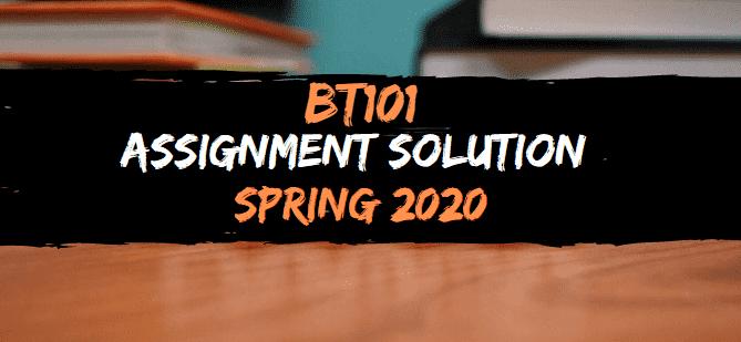 bt101