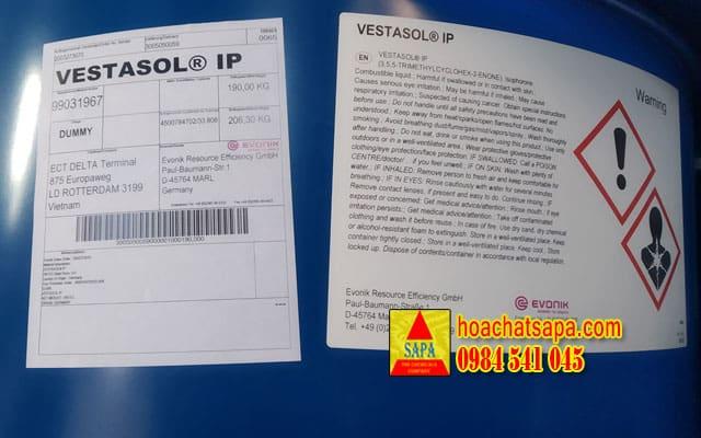 Isophorone Vestasol-ip (IPHO) a783