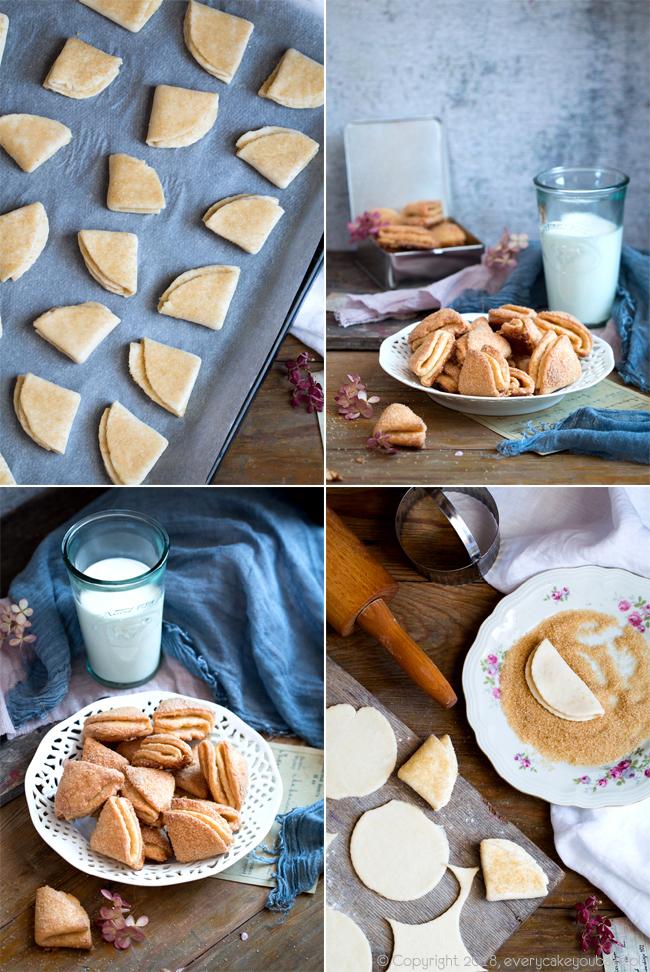 ciasteczka twarogowe ze Wschodu