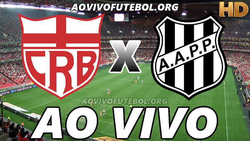 Assistir CRB vs Ponte Preta Ao Vivo HD