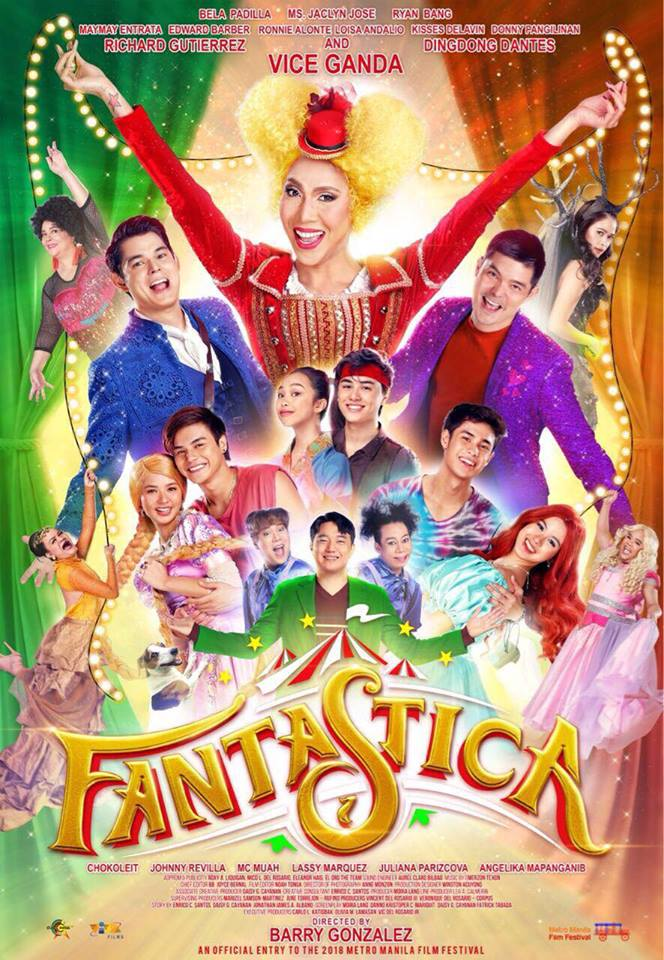 Vice Ganda's Fantastica is star-studded