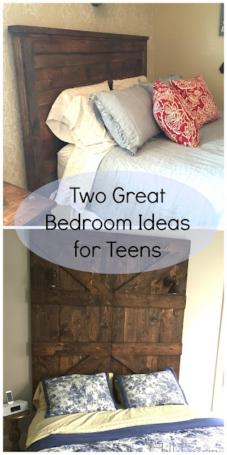 two great bedroom ideas for teenagers