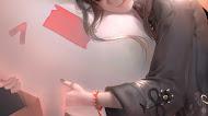 Genshin Impact - Hu Tao mobile wallpaper