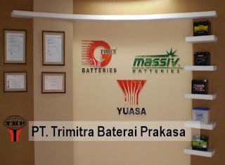 Info Lowongan Kerja Via EMAIL 2017 PT Trimitra Baterai Prakasa Jakarta