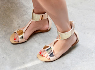 Emtalks The Shoes Of Summer And The Pedicures Shoes And