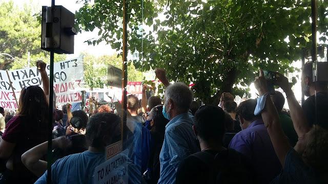 Γ.Γκιόλας: Δεν είναι αθώοι - Οι ναζί στη φυλακή