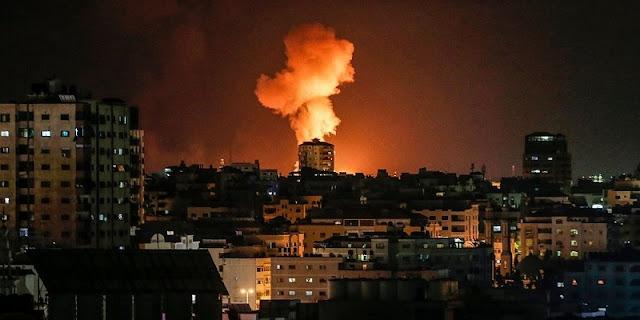 Eskalasi Ketegangan, Israel Tutup Sekolah-sekolah Yang Berdekatan Dengan Jalur Gaza