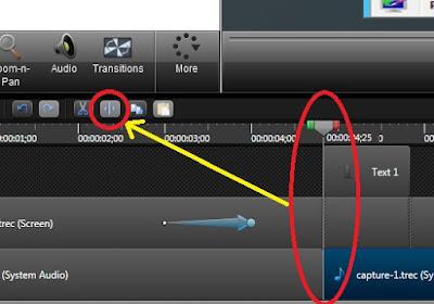 Cara Membuat Efek Zoom & Pause Pada Video #7