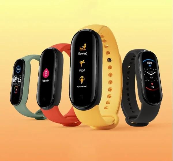 مواصفات وامكانيات ساعة اليد Xiaomi Mi Band 5 ، مراجعة مميزات وعيوب الساعة بالكامل مع كبونات خصم لشراء الساعه