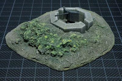5cm KwK 39 Anti-Tank Gun Emplacement picture 2