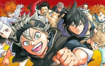 Manga Black Clover Chapter 262 Release Date