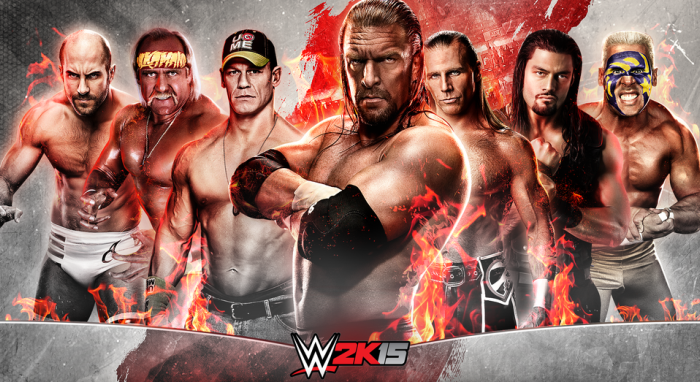 WWE 2K15 Free Download Full Version