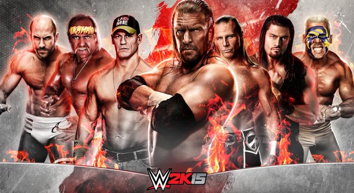 WWE 2K15 Free Download Full Version Latest