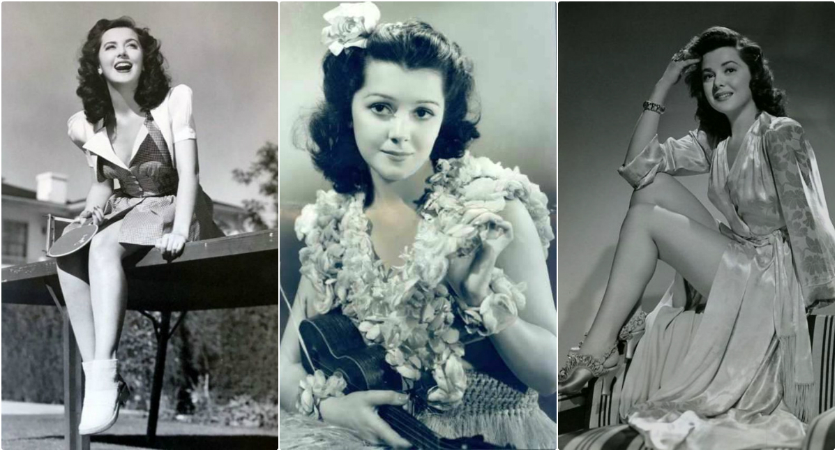 50 Glamorous Photos of Ann Rutherford in the 1930s and 1940s