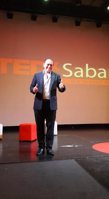 Juan Carlos Chavarría en TEDx