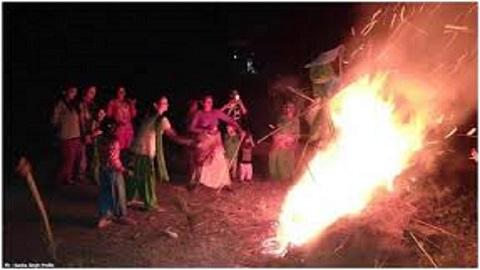 लोकपर्व खतडु़वा - कुमाऊँ में खत्म होती परंपरा, article about kumaoni folk festival Khataduva, Kumaoni Tyaar Khataduva, Khataduva Tyar