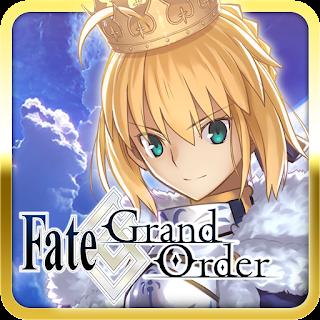 logo game fate grand order