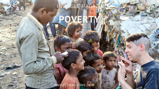 Inveigle Magazine, Poverty