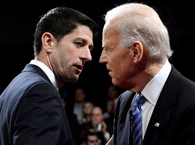 Paul Ryan's Ass Kicked By Joe Biden In VP Debate