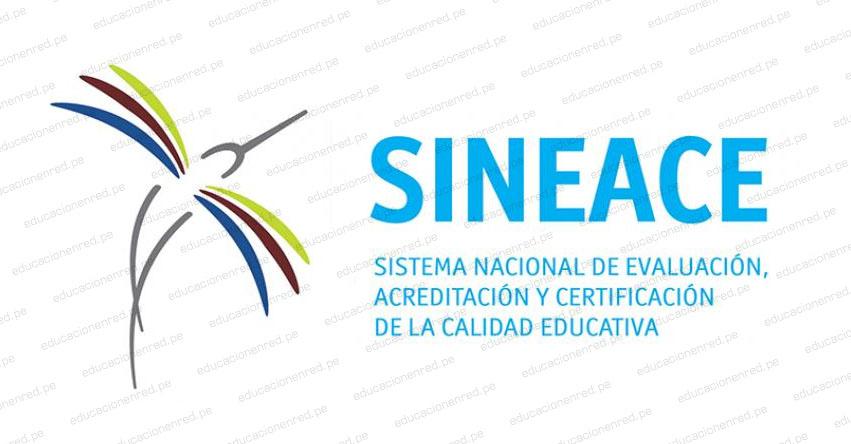 SINEACE: Más de 140 programas de estudio en Lima metropolitana están acreditados - www.sineace.gob.pe