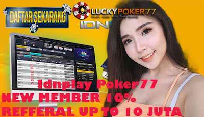 Idnplay Poker77
