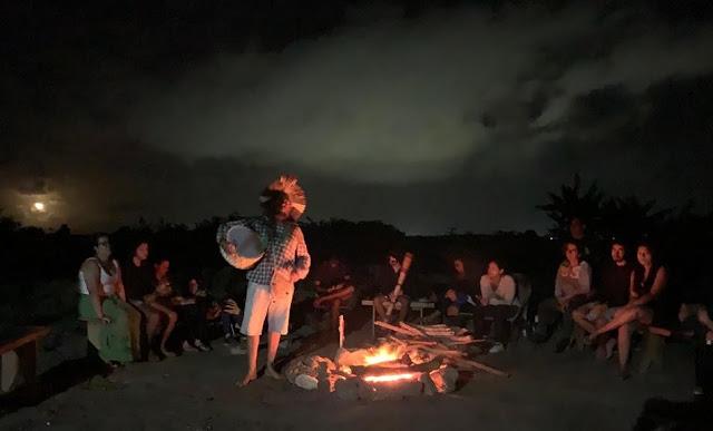 comunidade Terra de Índio, em Barra de São Migue