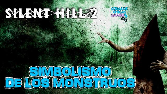 Simbolismo de los monstruos de Silent Hill 2 Pyramid Head