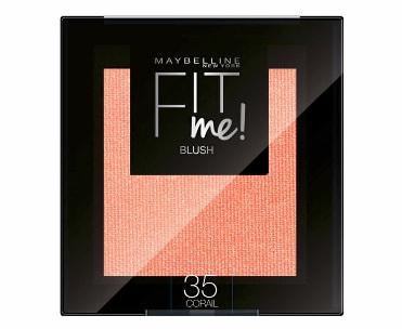 Fard de obraz Maybelline New York Fit Me Blush, 35 Corail, 4.5 g