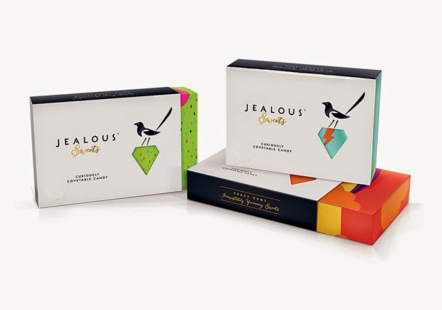 Diseños de Packaging minimalista