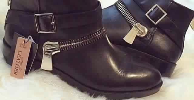 مجموعة رائعة من الأحذية الشتوية