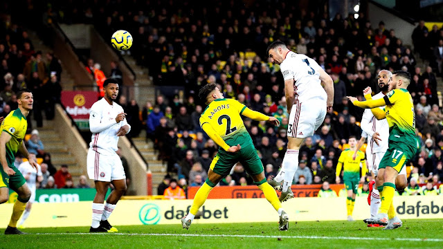 Norwich City vs Sheffield United Highlights