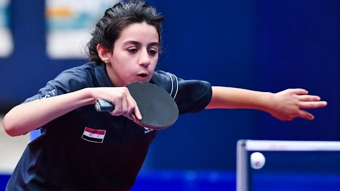 Hend Zaza, youngest athlete in Olympics 2021