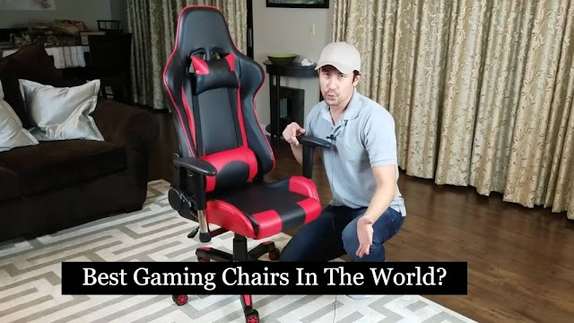 Best Gaming Chairs In The World in (2020)
