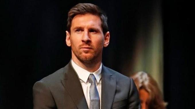 Lionel Messi se fue del Fútbol Club Barcelona porque se enteró de que la institución blaugrana financia a las tropas antimotines de Cuba