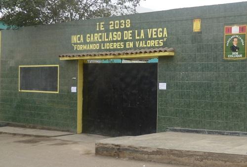 Colegio 2038 INCA GARCILASO DE LA VEGA - Collique