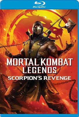 Mortal Kombat Legends: Scorpion's Revenge [2020] [BD25] [Latino]