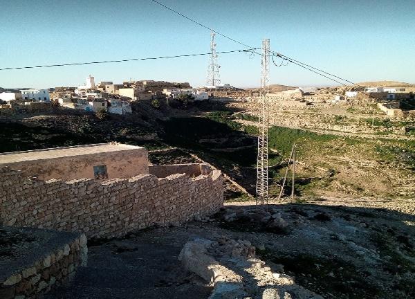 قرية تاوجوت الامازيغية تونس taoujout tamzert