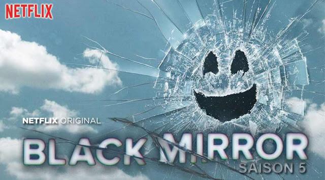 مراجعة مسلسل Black Mirror الموسم الخامس.. تكنولوجيا المرآة السوداء تزداد سوادا