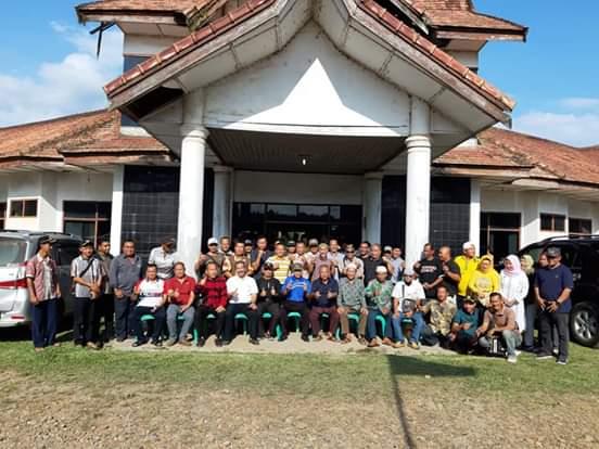 Kecamatan Rambang Niru Usulkan Pemekaran Wilayah