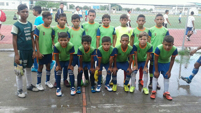APURE: Campo Alegre FC Sub/13, campeón serie de oro clausura.