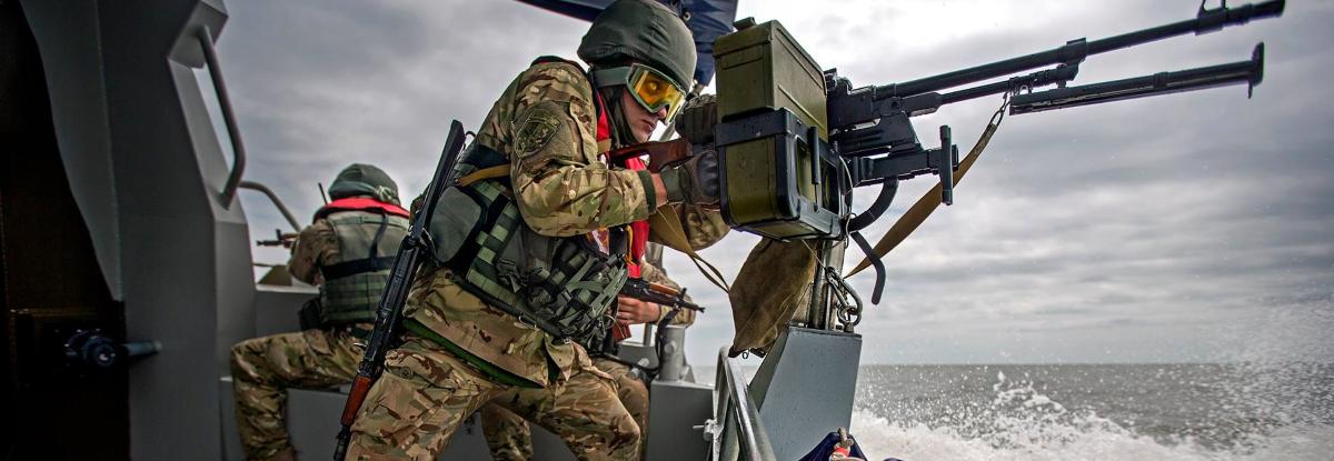 Морська охорона замовляє ремонт двох малих катерів