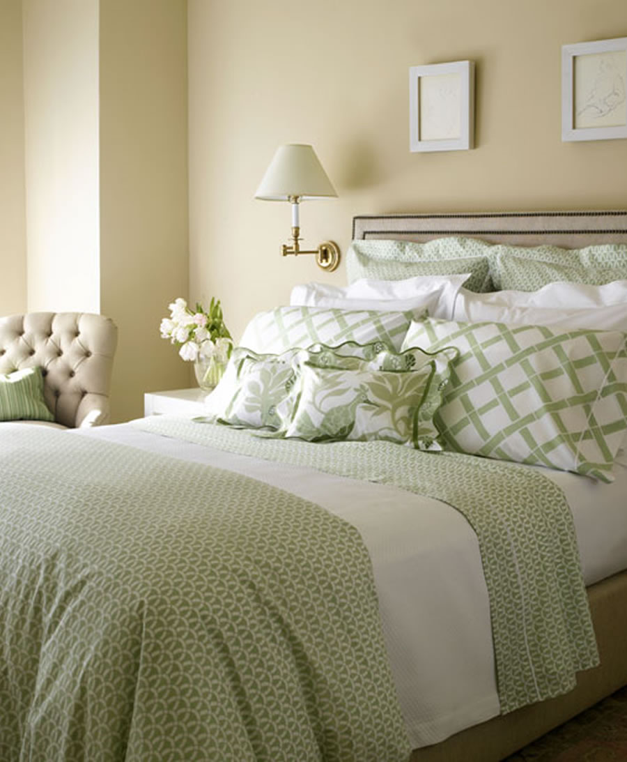 Bedding Decor: Hildreth's Home Goods: SPOTLIGHT: Lulu DK Matouk