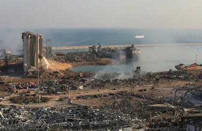 A explosão de Beirute fará o Hezbollah remover o arsenal de áreas residenciais?