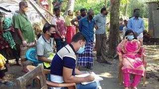 ঝিনাইদাহ কালীগঞ্জে  ৩০ ঘন্টার ব্যবধানে ৩ টি বাল্যবিবাহ বন্ধ জরিমানা আদায়