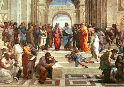 El nacimiento de la filosofía, Tomás Moreno