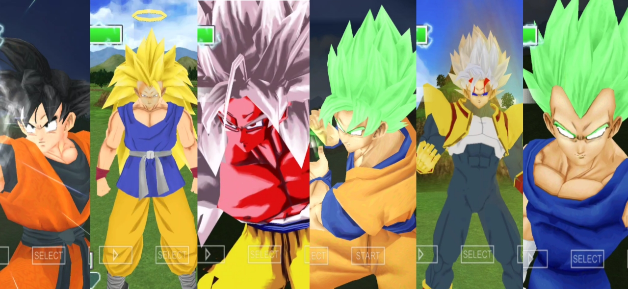 Dragon Ball Z Kakarot Legendary Super Saiyan Goku