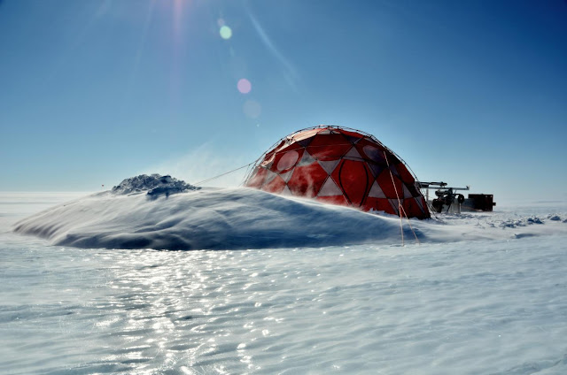 Two million-year-old ice cores provide first direct observations of an ancient climate