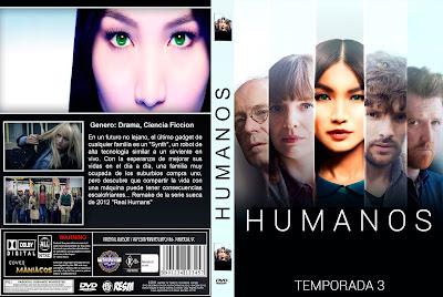 CARATULA HUMANS/HUMANOSPOSE- 2018 [COVER DVD]