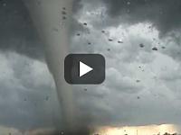 Nyata... Mereka berdoa memanggil Yesus, Tornado ini pun berhenti, ini videonya