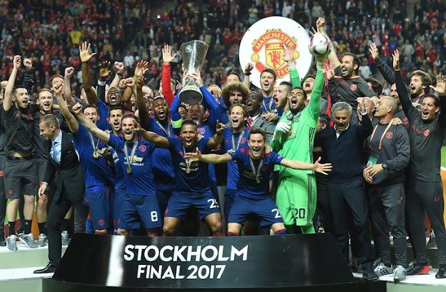 Taklukkan Ajax 2-0, Manchester United Sabet Gelar Juara Liga Europa